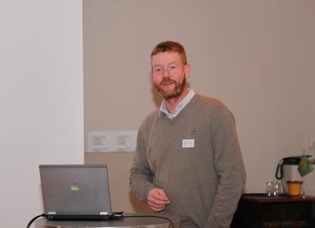 Styremedlem i Norges Bondelag, Bjørn Gimming.