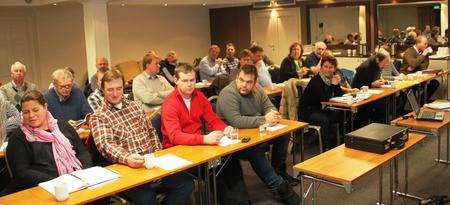 Regionmøtet Tyrifjord 7. januar 2014