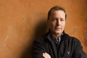 """Christian Anton Smedshaug er leder av AgriAnalyse og forfatter av boka """"Kan jordbruket fø verden?"""" Foto: AgriAnalyse"""