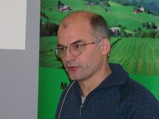 Organisasjonssjef i Bondelaget, Arnar Lyche,