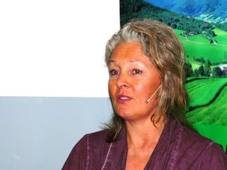 Nestleder Anne Katrine Jensen i Møre og Romsdal Bondelag