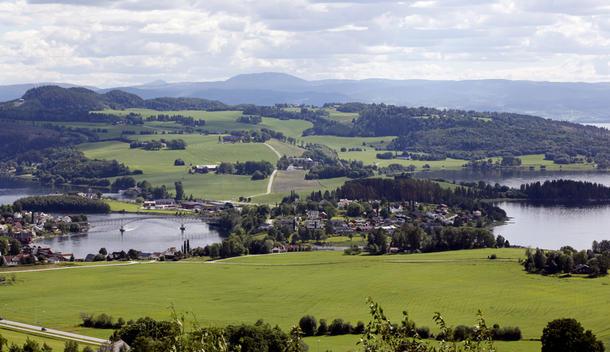Hit til Inderøya kjem tillitsvalde i bondeorganisasjonar i heile Norden til helga.