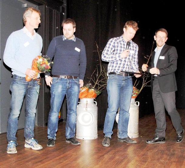 Sørum Bondelag ble kåret til årets lokallag under Akershus Bondelags årsmøte