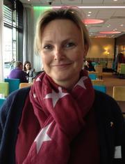 Trine Vaag, styremedlem i Norges Bondelag