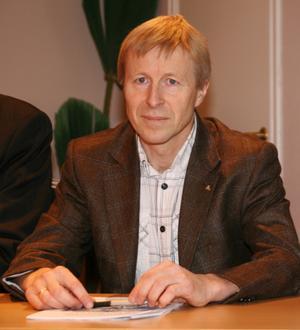Generalsekretær Per Skorge, Norges Bondelag.