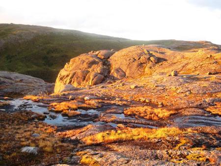 Bilde fra Saltdal
