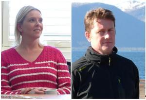 Fylkesleder i M&R Bondelag, Inge Martin Karlsvik, tok opp velferdsordningene og drenering i møtet med statsråden.