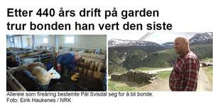 NRK Møre og Romsdal 8. mai - klikk her