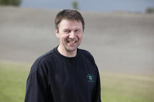 LEIAR I NORGES BONDELAG: Lars Petter Bartnes.