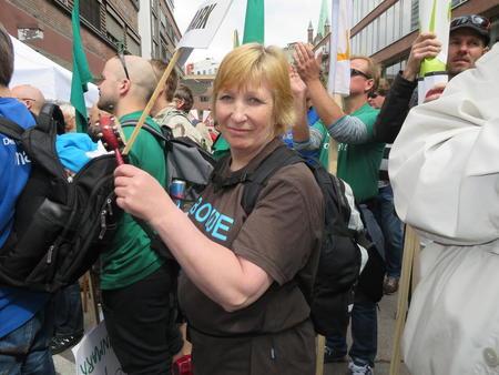 Fylkesleder Grete Liv