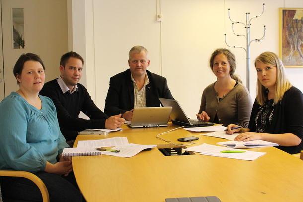 Juryen: Frøydis Haugen, Anders Sigstad, Nils T. Bjørke, Kari Marte Sjøvik og Gunn Jorunn Sørum