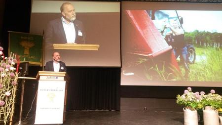 Lars M Rosmo NBs årsmøte 2014