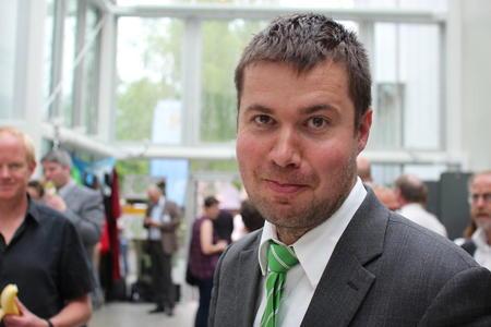 Leiar i næringskomiteen på Stortinget, Geir Pollestad (SP)