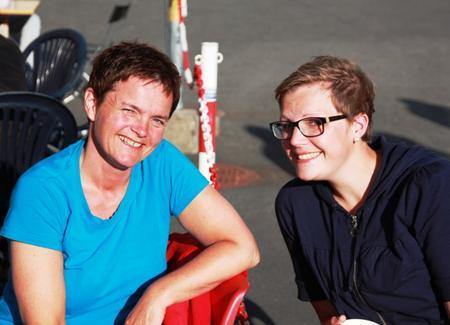 Kari og Bodhild er både lokallagsleiarar i Manger Bondelag og Bergen Bondelag OG med i fylkesstyret