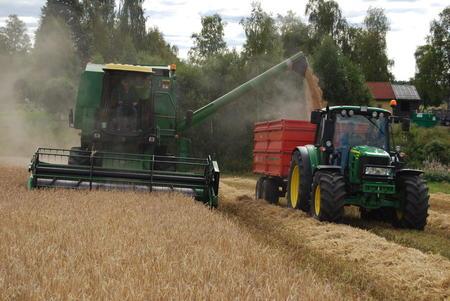 Antall dødsulykker i landbruket har gått ned de siste årene.