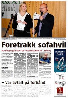 Romsdals Budstikke 5. november - klikk på bildet over for å lese hele saka