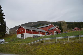 Garden Skarbø