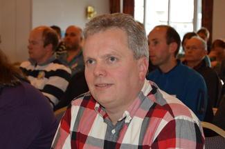 Ordfører i Stranda, Jan Ove Tryggestad.