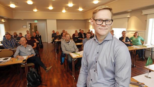 Erlend Stabell Daling er blant innlederne på seminaret.