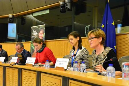 EU-parlamentsmedlem Maireed McGuinness meiner bøndene må få ein anstendig pris for varene sine, og at dette også tener dei langsiktige forbrukarinteressene.