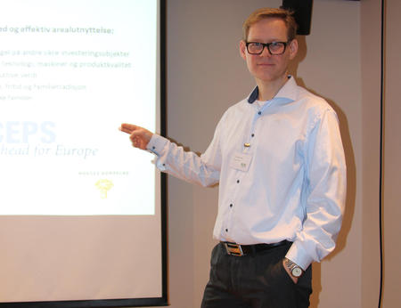 Erlend Stabell Daling, advokat i Norges Bondelag