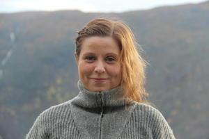 Marianne Kvalvik Kvamme heime på garden