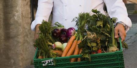 Grønnsaker illustrasjonsbilde