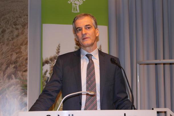 Arbeiderparti-leder, Jonas Gahr Støre. Foto: Guro Bjørnstad