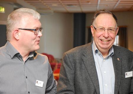 Einar Myki og Per Harald Grue