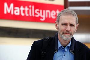 Regiondirektør Bjørn Røthe Knudtsen.