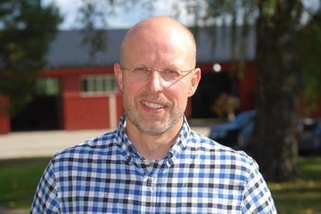 Erling Aas-Eng, leder i Hedmark Bondelag