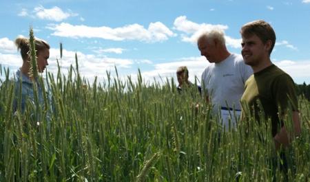 Landbruksutdanning