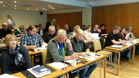 årsmøtet i Tromsø