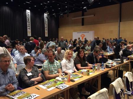 Delegasjonen frå Rogaland