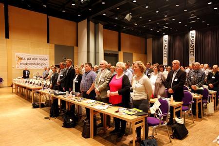 Årsmøtet i Norges Bondelag