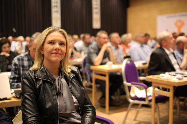 Landbruksminister Sylvi Listhaug er prinsessa som ingen kunne målbinde, skriver Tor Erik Leland. Men hvor mange ganger kan prinsessa møte seg sjøl i døra og fortsatt fortelle det samme eventyret? spør han.
