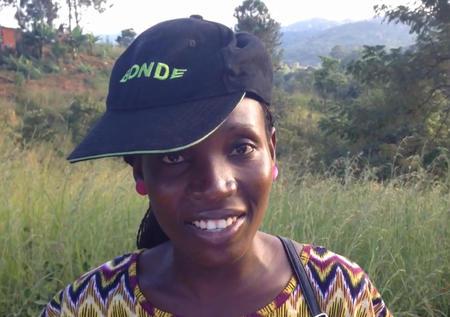 Kathy fra Malawi