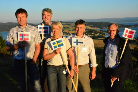 Nordiske bondeledere samla på Inderøy