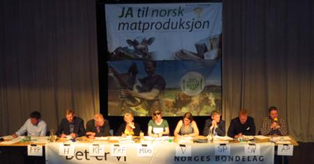 Fylkespolitikerne i Finnmark