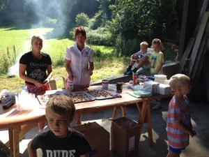 Og på Open Gard i Vik kan du sjølvsagt smake på gamalost