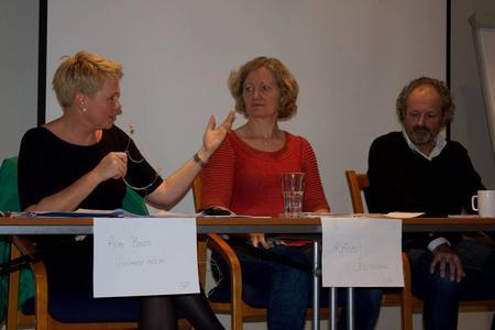 Anne Beathe Tvinnereim, Kristin Ianssen og Jan Erik Grindheim