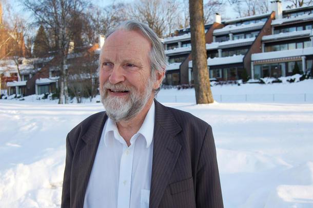 Berge Furre døde mandag 11. januar, 78 år gammel. Foto: Hege Lothe