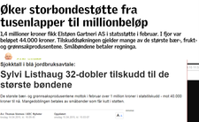 Faksimile nationen.no og abcnyheter.no