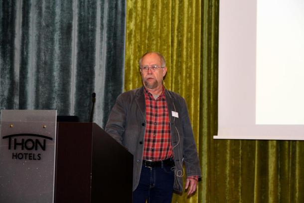 Professor Urban Emanuelsson