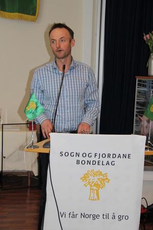 Fylkesleiar: Anders Felde