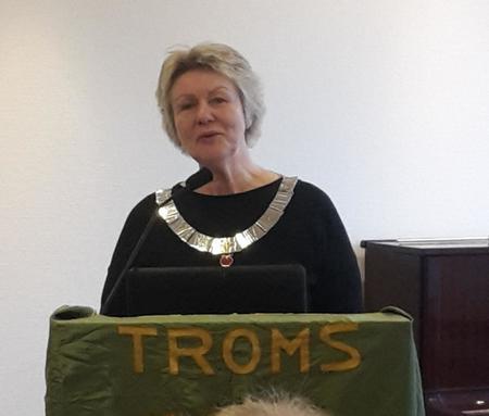 Varaordfører Elin Jørgensen