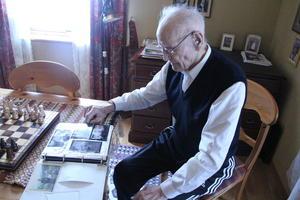 Dagen skal feirast på garden han dreiv i frå 1947- 1990.
