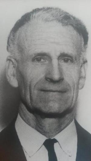 ÆRESMEDLEM: Magnus Grimset vart æresmedlem i Sogn og Fjordane Bondelag i 1986.