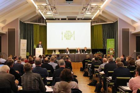 Representantskapsmøte i Norges Bondelag