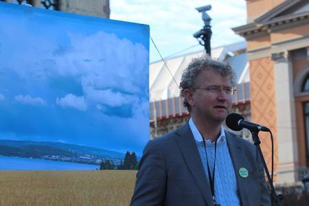 Sjeføkonom Jan Ludvig Andreassen oppfordret til mer samspill og større satsing på landbruket